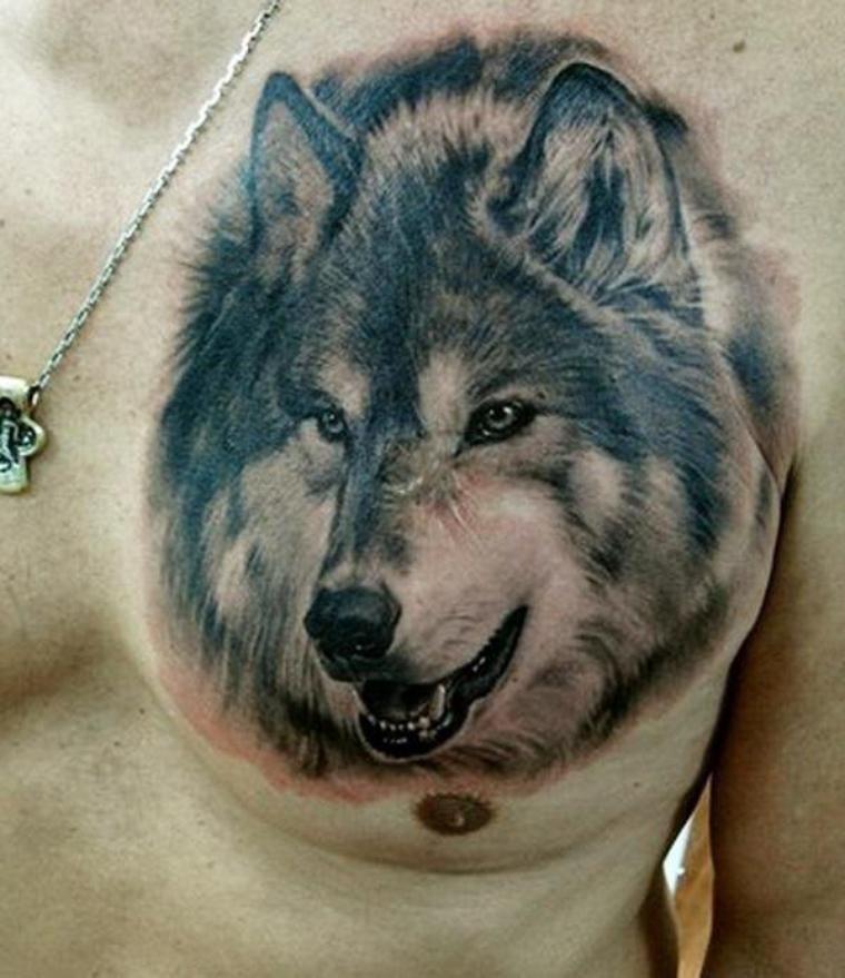 Quelle est la signification des tatouages de loups   Vous voulez vous faire tatouer mais avant toutes choses chaque tatouages a une signification Si vous voulez savoir quelle est la signification des tatouages de loups, cet article est fait pour vous