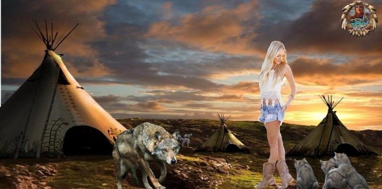 I WOLF YOU   une vie de loup :