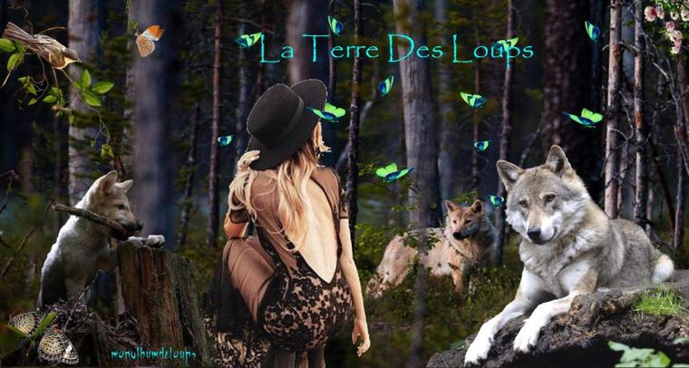 Que serions-nous sans le Loup ...  Hommage aux loups et à Jean Ferrat qui m'excuserais surement d'avoir changé quelques mots