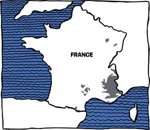 Où trouve-t-on des loups en France ???