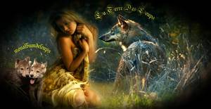 Le loup, meilleur ami d'Homo sapiens......