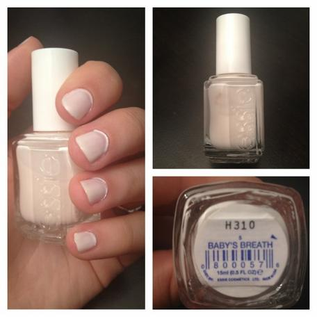 Essie - Baby's Breath