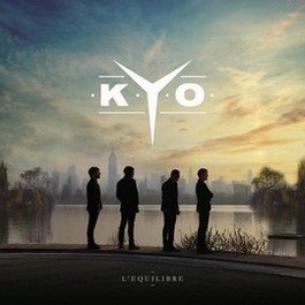 Kyo en concert à l'Olympia de Paris en octobre 2014