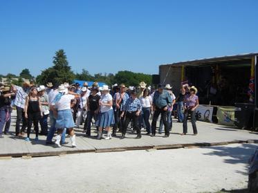 St THOMAS de CONAC 2012