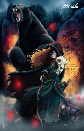 Halloween Princess #1