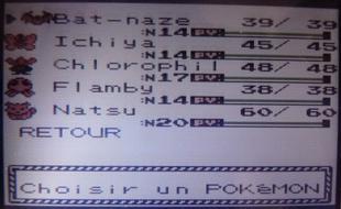 Compte rendu Pokémon No' [vivants ^^]