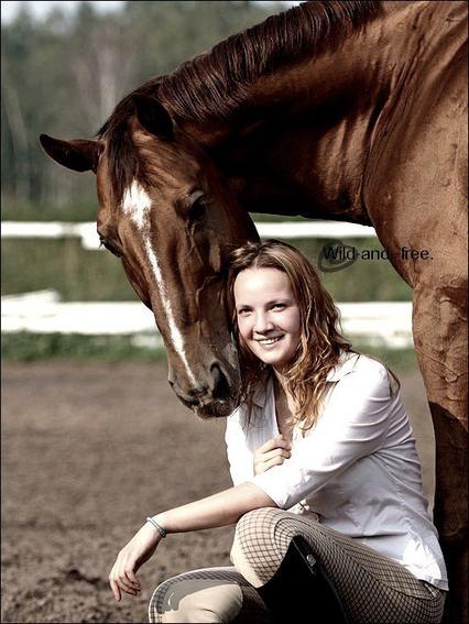 - « Tu n'est peut-etre qu'un cheval à leurs yeux mais pour moi tu es bien plus... »