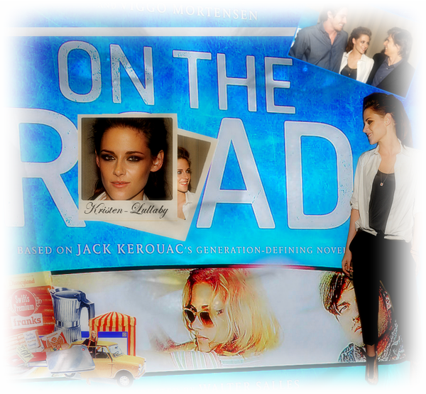 """Lundi 10 Septembre 2012 : Kristen , Garrett Hedlund et Walter Salles à la projection privée de """"Sur la route"""" à New York :"""