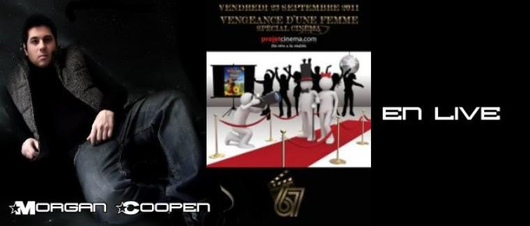SOIREE PROJETCINEMA.COM (MIXED BY MORGAN COOPEN)