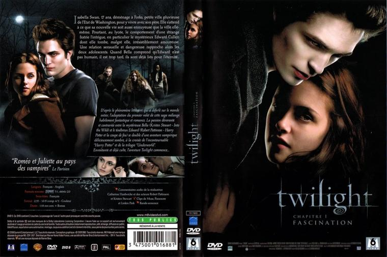 DVD twilight