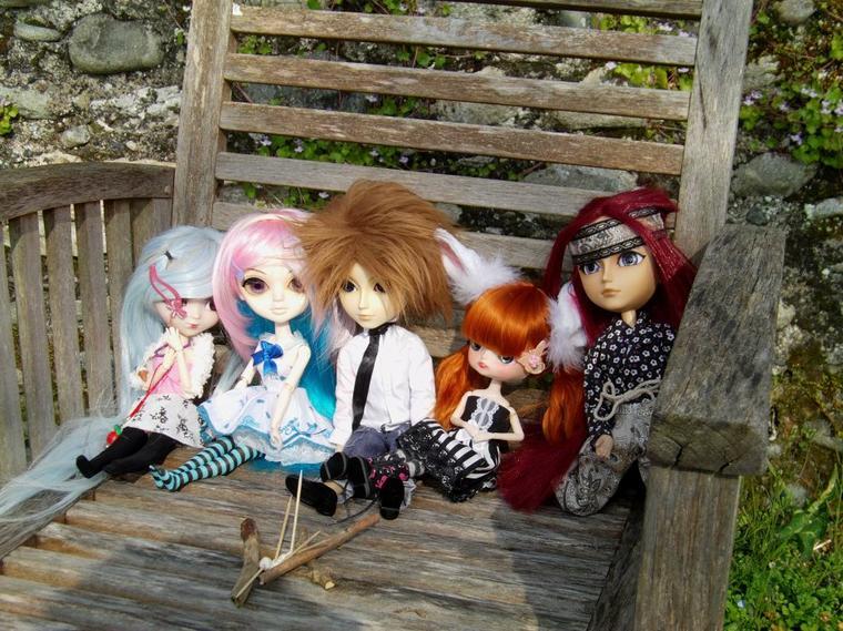 Rencontre Pullipienne avec Yui-Yue et LITTLE-TANGKOU-LOLITA ! :D <3