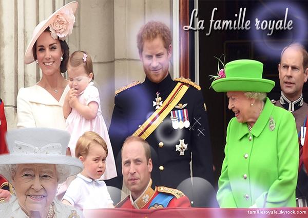 Bienvenue sur votre nouvelle source de la famille royale britannique