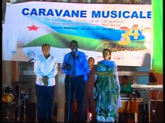En avant toute pour la culture Djiboutienne
