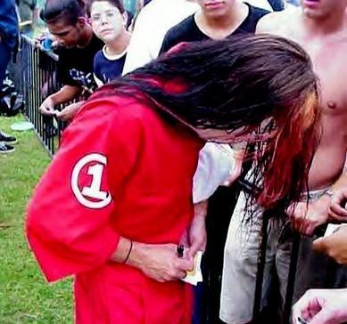 Débuts avec Slipknot