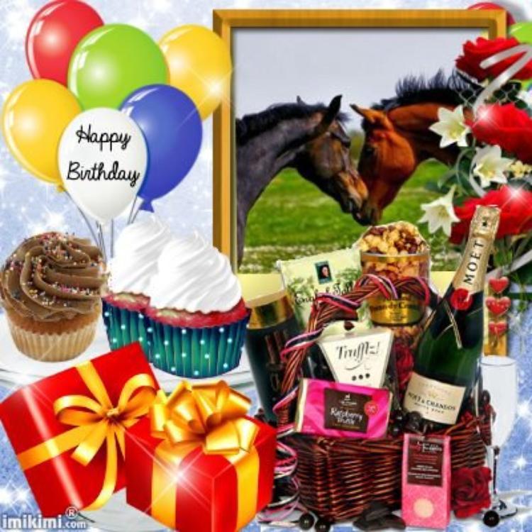 joyeux anniversaire a mon ami cheval70700.
