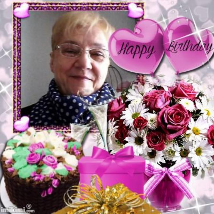 joyeux anniversaire mon amie claudinette2.