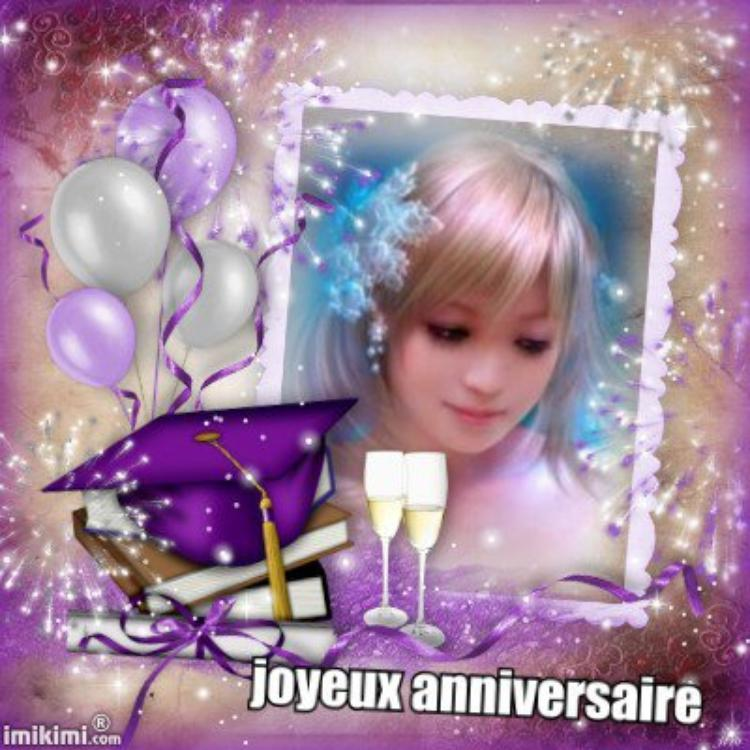joyeux anniversaire mon amie evelyne-e
