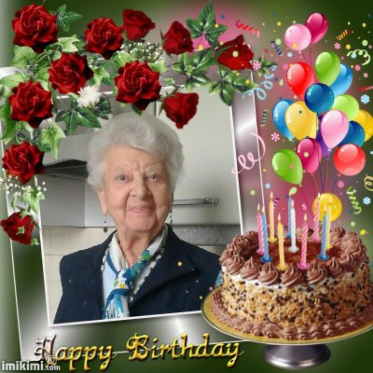 joyeux anniversaire belle maman 96 ans aujourd hui