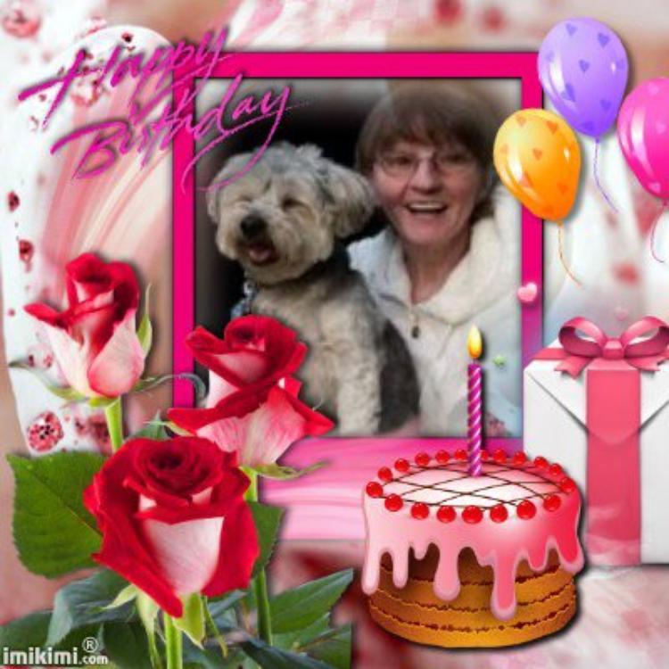 joyeux anniversaire mon amie fleurette67