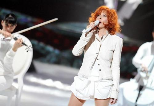 Mylène Farmer au Nrj Music Awards
