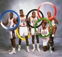 La dream team des annés 90 avec Michael JORDAN