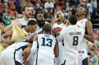 Les Etat-Unis remporte les JO 2012