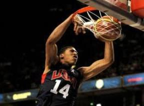 Anthony DAVIS le big dunk