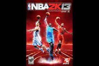 NBA 2K13 seulement le meilleur jeu de basket au monde
