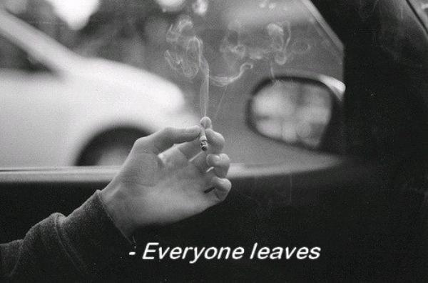 L'univers continue de te donner des personnes à aimer et ensuite les laisse te glisser entre les doigts comme de l'eau. Et ensuite, qu'est ce qu'il te reste ? - Grey's Anatomy