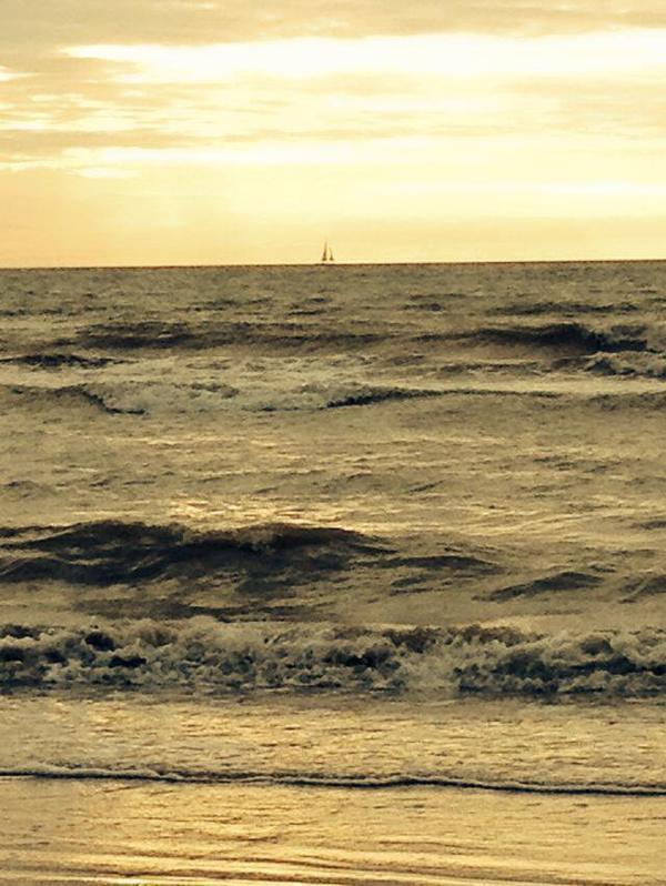 plage   de dieppe    bonne journée  a vous