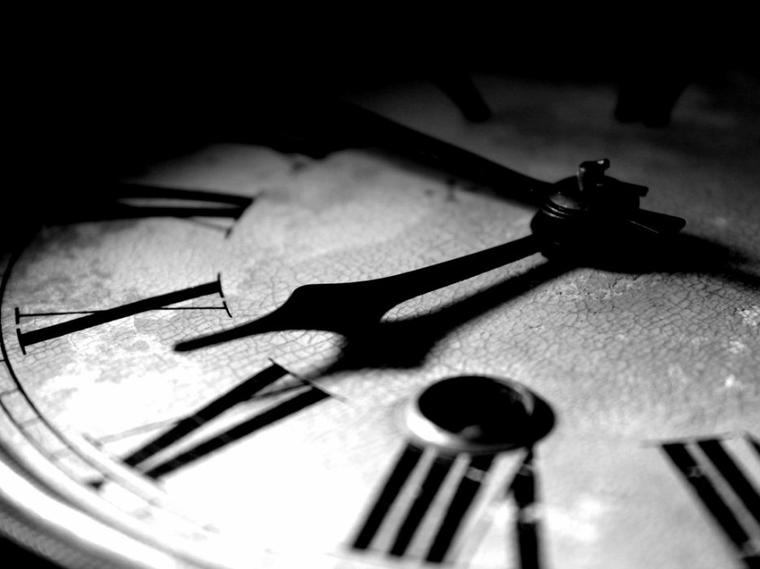 Prends le temps avant qu'il ne te prenne.