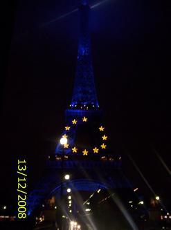 Depuis 5 ans j'ai fait 10 passages à Paris!