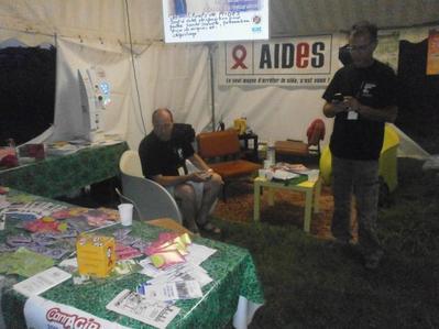Chalon dans la rue édition 2013: un festival entre boulot et prévention!