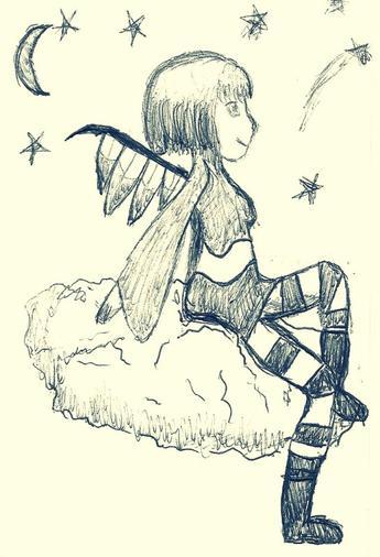 1er dessin: