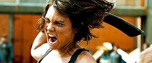 Lauren Cohan et Norman Reedus se confient..