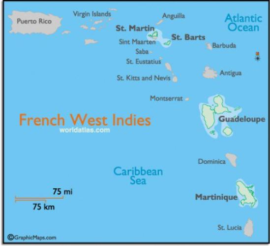 La Guadeloupe (971)