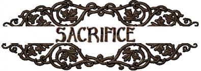 La Trilogie Du Dernier Sourire -Tome 2 : Sacrifice