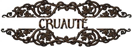 La Trilogie Du Dernier Sourire - Tome 3 : Cruauté