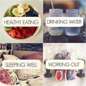 Objectifs perte de poids