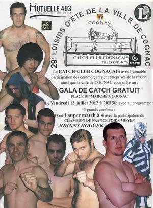 Les galas en 2012 !!!