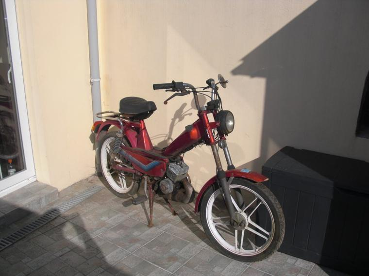 Achat motobecane 51