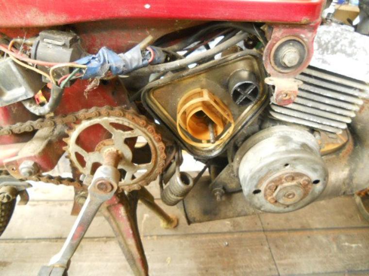 moteur 51 rouge