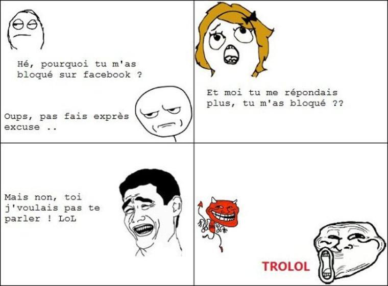 Troll Face #6