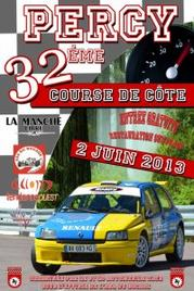 Course de Côte de Percy - 2 Juin 2013