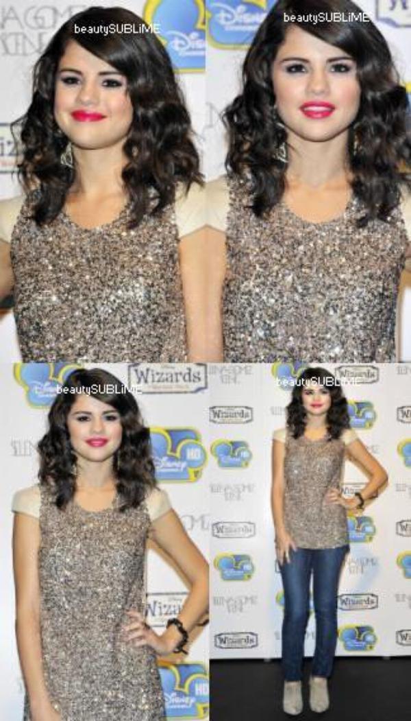 06 / 07 / 11 - Lancement Disney Channel HD, Londres