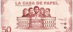 Casa de papel saison 1