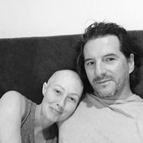 Shannen Doherty se confie à ses fans après une séance de chimiothérapie