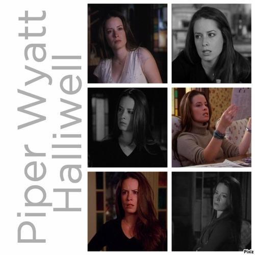 Piper Wyatt Halliwell.