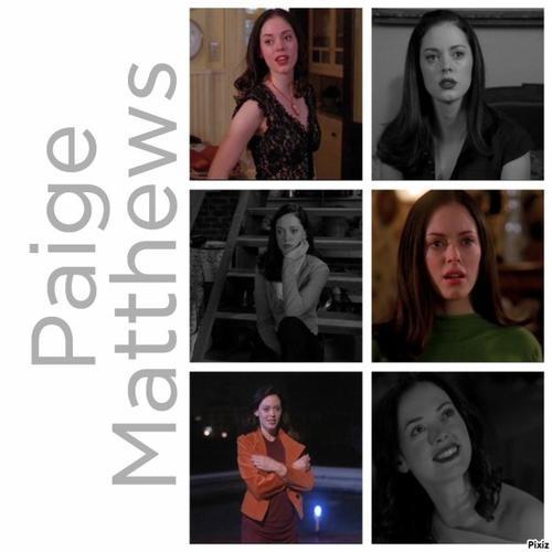 Paige Matthews.