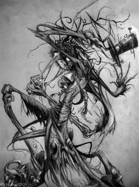 Tous les monstres ont peur du noir ? par l'ange Lowell